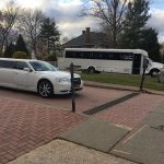 Here is our party bus and limo