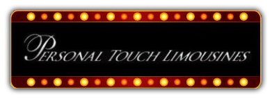 personal touch limousines logo